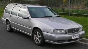 2000 Volvo V70 Wagon