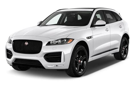 2017 Jaguar F-pace Reviews And Rating