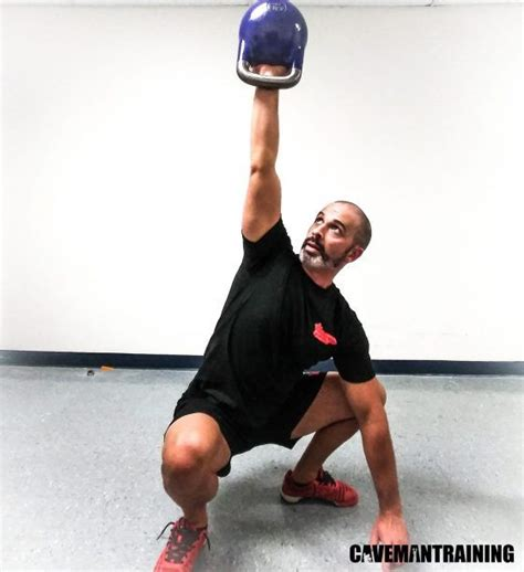 squat kettlebell variations should cardio down cavemantraining weight beginners