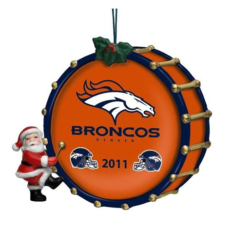 denver broncos holiday spirit images  pinterest