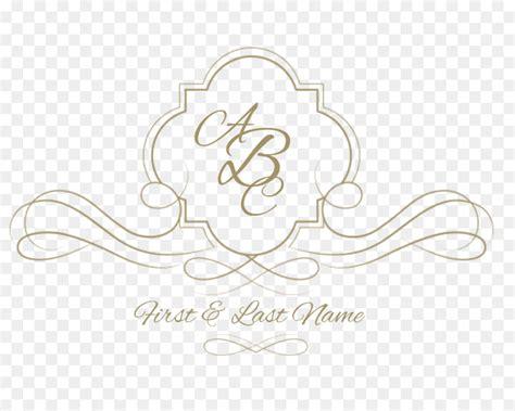 duke  wedding wedding monogram png