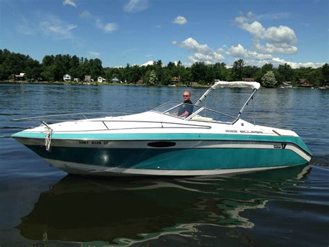 Eclipse Boat by Wellcraft Eclipse 233 1991 For Sale For 8 500 Boats
