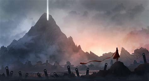 journey game fantasy art artwork digital art