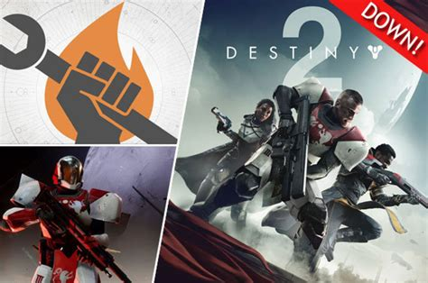 destiny  servers  bungie game offline   hours ps xbox unable  connect daily star