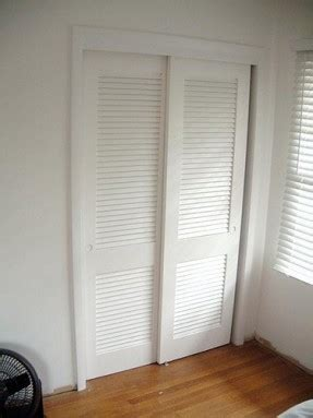 White Louvre Cupboard Doors by Louvered Furniture Thing