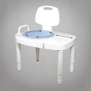 invacare bathtub transfer bench item