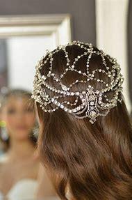 Bridal Wedding Veil with Headpiece