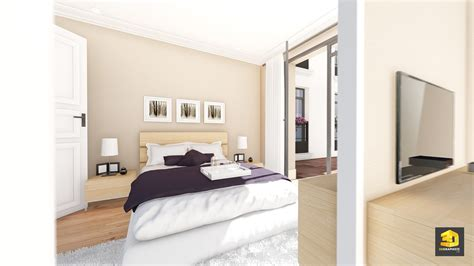 3d chambre illustrations 3d immobilier appartement palazzo val d