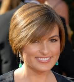 Mariska Hargitay Hairstyle Short Hair