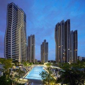 Zaha Hadid Leedon Complex Singapore Features Towers