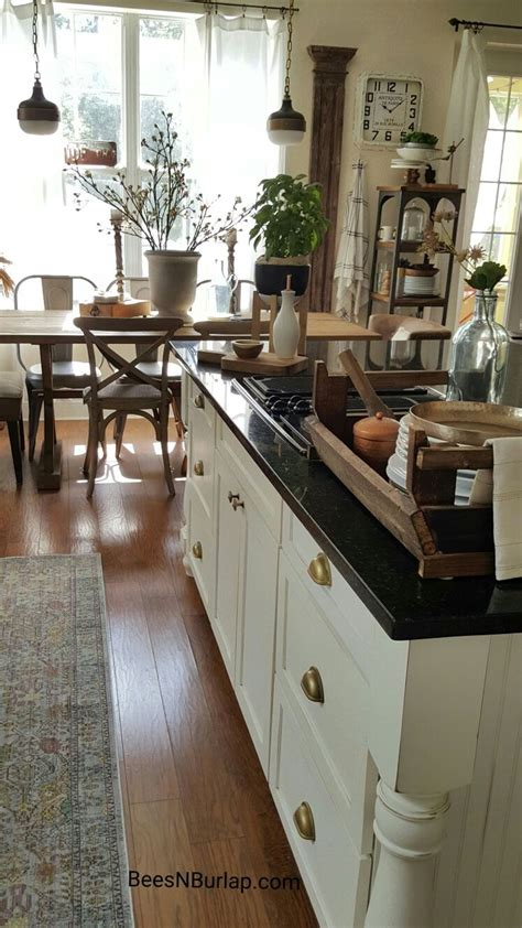 country industrial kitchen white decor white and gold vintage industrial home 2718