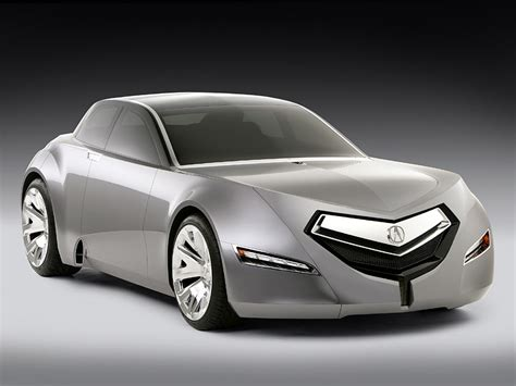 2007 Acura Advanced Sports Car Concept Wallpaper Picture