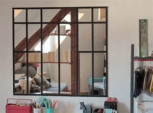 Miroir Style Verriere : miroir mon beau miroir le mag de l 39 habitat ~ Melissatoandfro.com Idées de Décoration