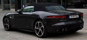 Jaguar F Type Cabriolet : file jaguar f type v8 s cabriolet heckansicht 12 juli 2014 d wikimedia commons ~ Medecine-chirurgie-esthetiques.com Avis de Voitures