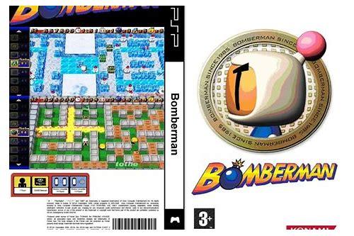 bomberman psp games iso free download