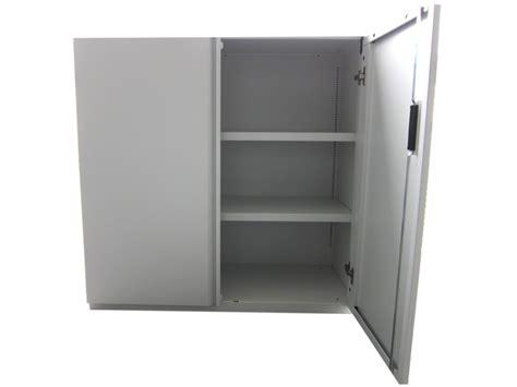 meuble metallique pas cher armoire m 233 tallique knoll blanche adopte un bureau
