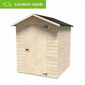Chalet Bois Pas Cher : petit chalet en bois pour jardin pas cher ~ Nature-et-papiers.com Idées de Décoration