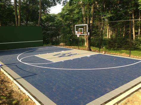 outdoor basketball court lighting brilliant backyard basketball court image ideas with