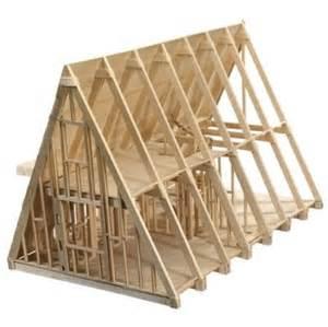 Cabin Frame Kit House Plans