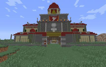 fairy tail guild hall creation