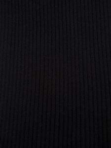 Stone Island Men39S Black Wool Snood In Black For Men Lyst