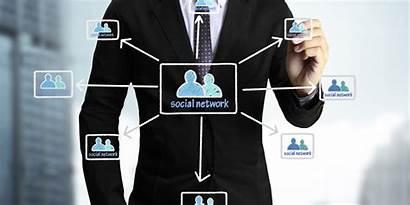 Social Business Network Using Internal Huffpost