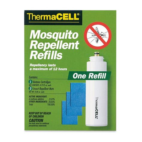 100 thermacell mosquito repellent patio lantern