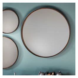 bronze wall mirror cm exclusive mirrors
