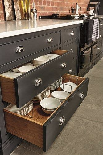 industrial style shaker kitchen tom howley