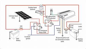 Bcdc1240 With 12v And Solar Inputs