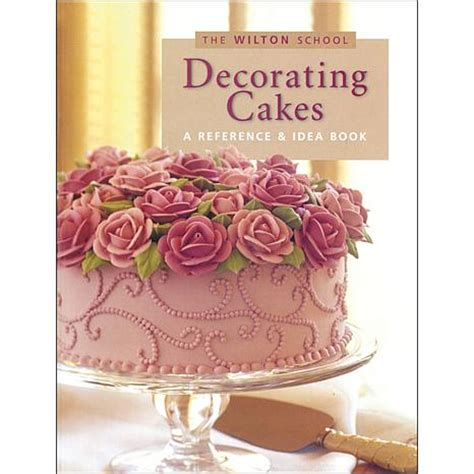 Cake Decorating Books Pdf by Book Decorating Cakes 3977004 Hsn