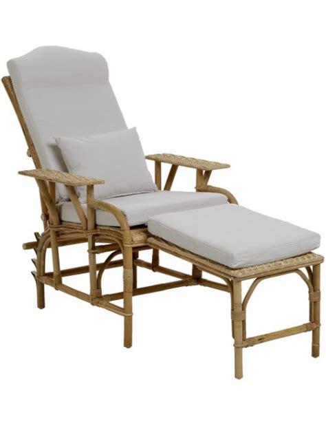 coussin pour chaise en rotin coussin pour la chaise longue en rotin kok