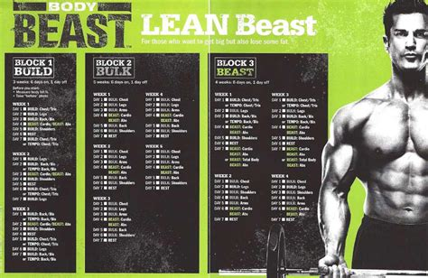 Body Beast Review 2018  A Complete Breakdown & Overview