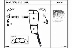 Dl Auto U00ae Ford Probe 1993