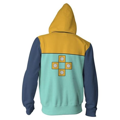 deadly sins  hoodie  anime shop