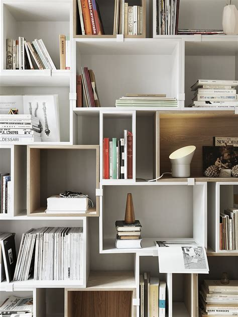 thought  modular shelving systems