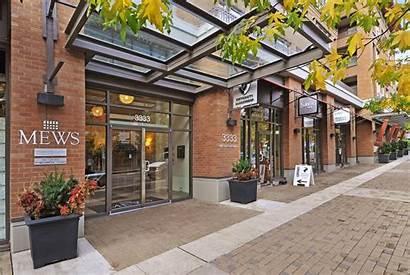 Mews Wesbrook Mall Virtual Properties Buildings Tour