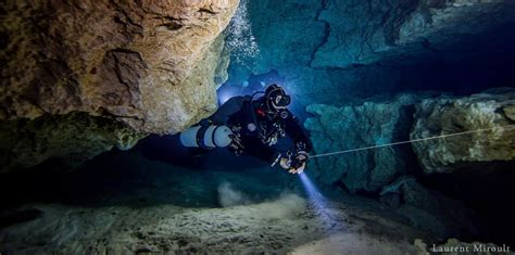 cave diving a new frontier gearjunkie