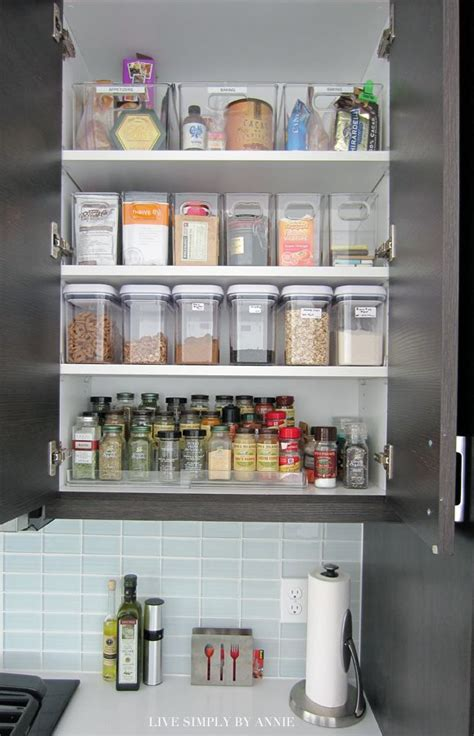Cupboard Organization by Doing This Project This Weekend Easy Kitchen Organization