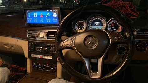 Mercedes E Class Getting 10.25 Inches Floating Display ...