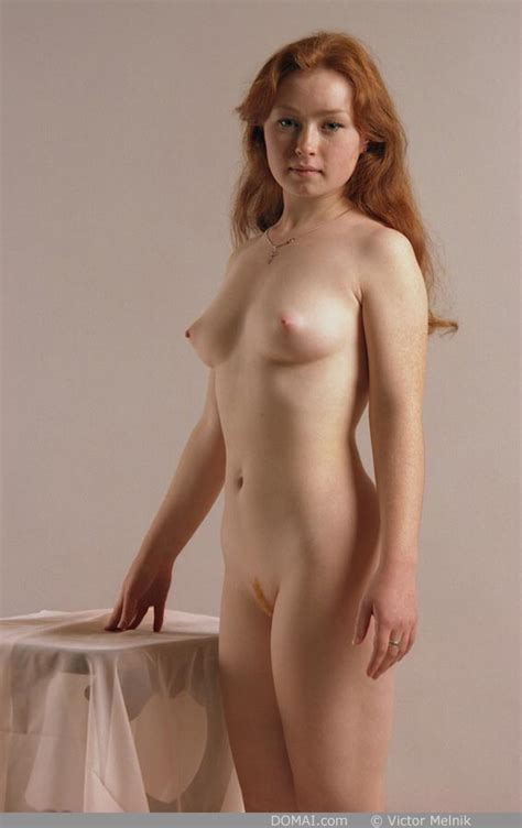 Young Female Art Model