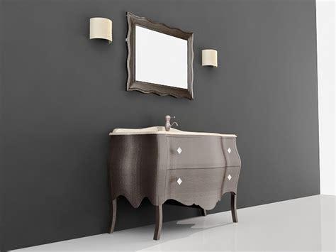 standing bath vanity cabinet  model  studiods