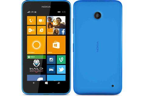 nokia lumia  gb  lte blue windows smart phone sprint
