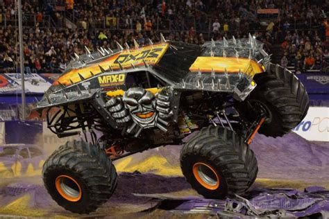 Max D Monster Jam Trucks 2014  Cake Ideas For Blair