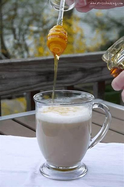 Honey Vanilla Latte Bath Mug