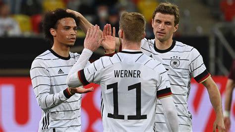 Zumindest plant die münchen eine bunte protestaktion. Em 2021 Deutschland Aufstellung / EM 2021: Deutschland ...