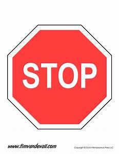 Stop sign template tim van de vall for Stop sign template