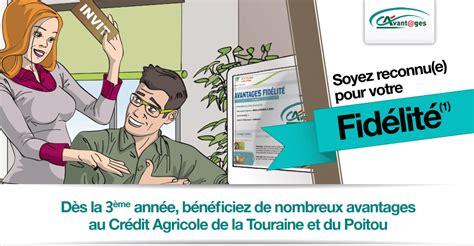 credit agricole touraine poitou siege crédit agricole touraine poitou fidélité