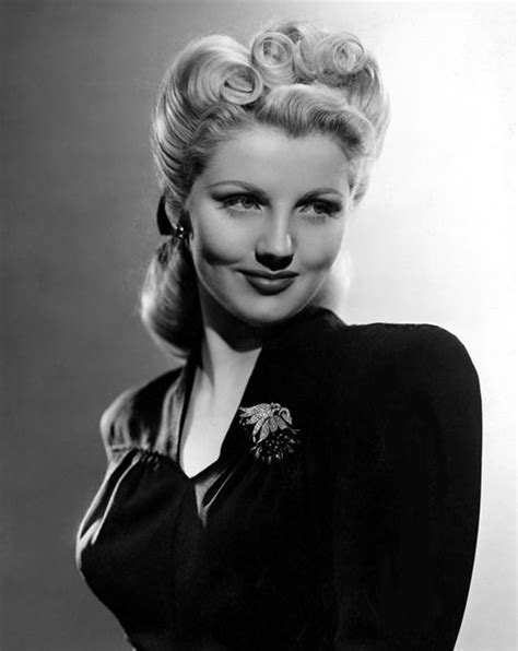 1940s Victory Rolls Hairstyles by Dolores C 1942 Ladylike Hairstyles 1940s