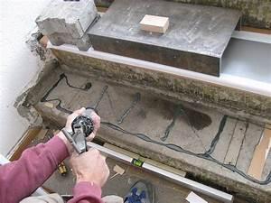 Holzstufen Auf Beton : treppenstufen holz beton kleben ~ Michelbontemps.com Haus und Dekorationen